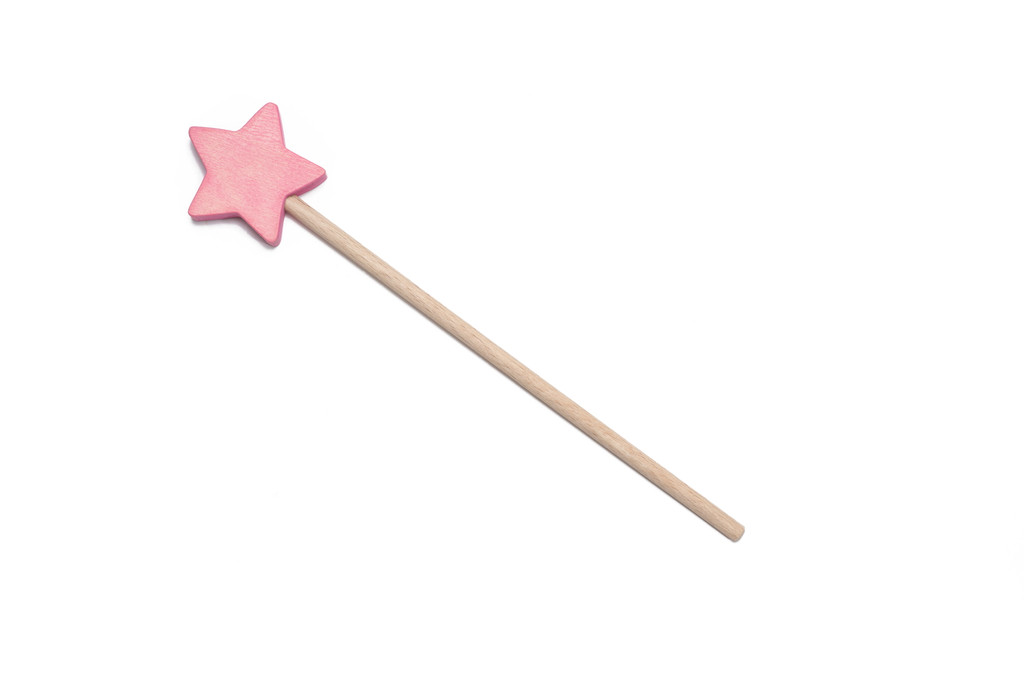 Ocamora Star Wand Pink (VE0512)