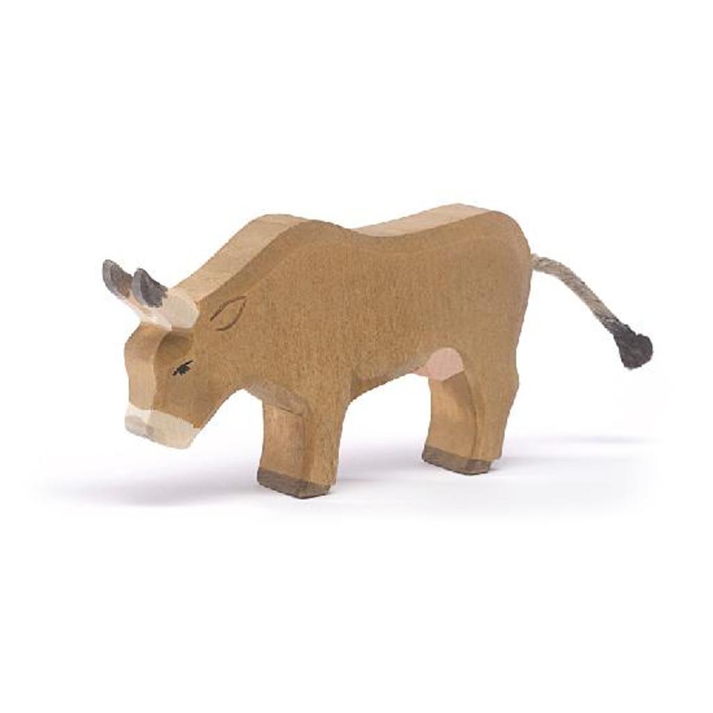 Ostheimer Alp Cow Eating (11052)