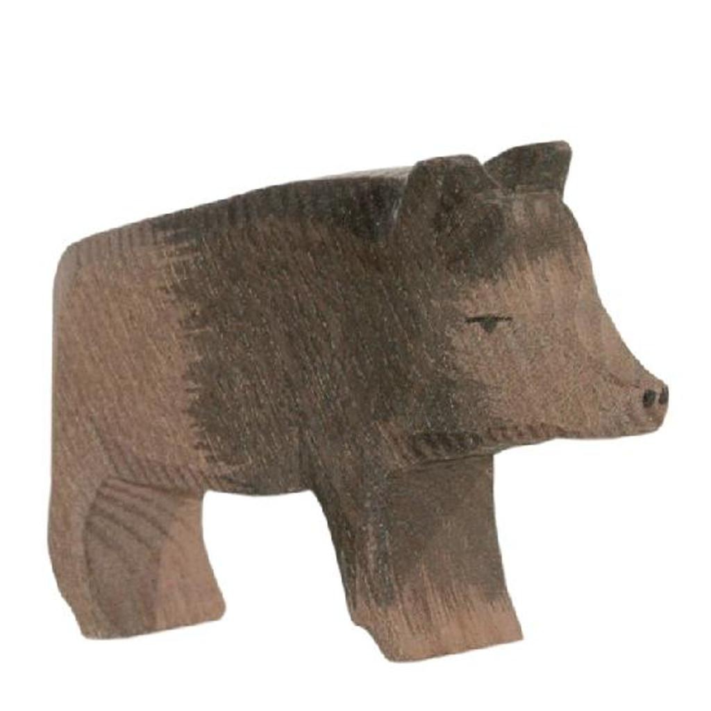 Ostheimer Wooden Wild Boar Sow
