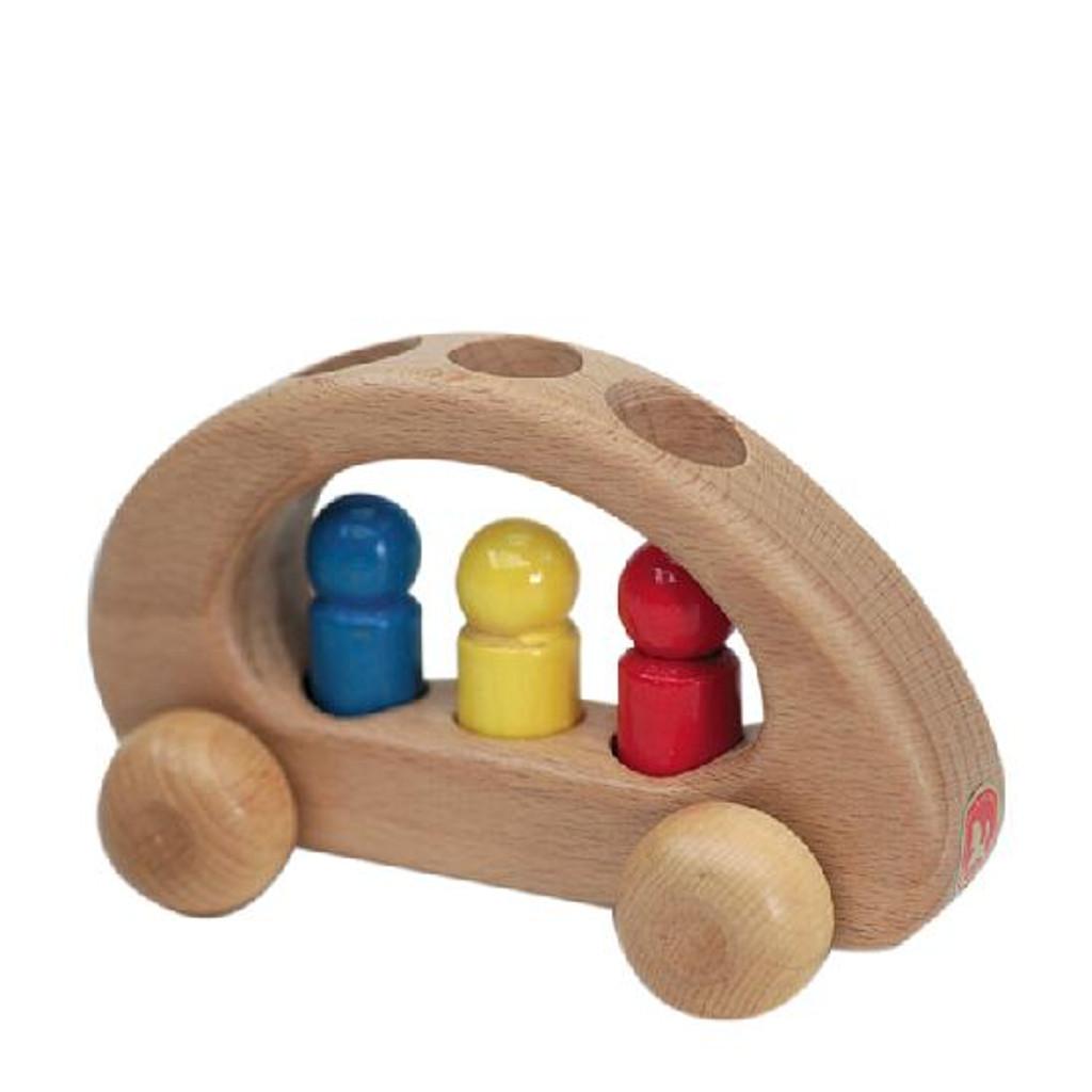 Ostheimer Family Van with 3 Men (5560204)