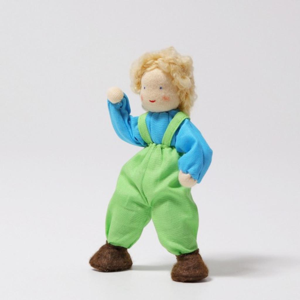 Grimm's Dollhouse Dolls Boy