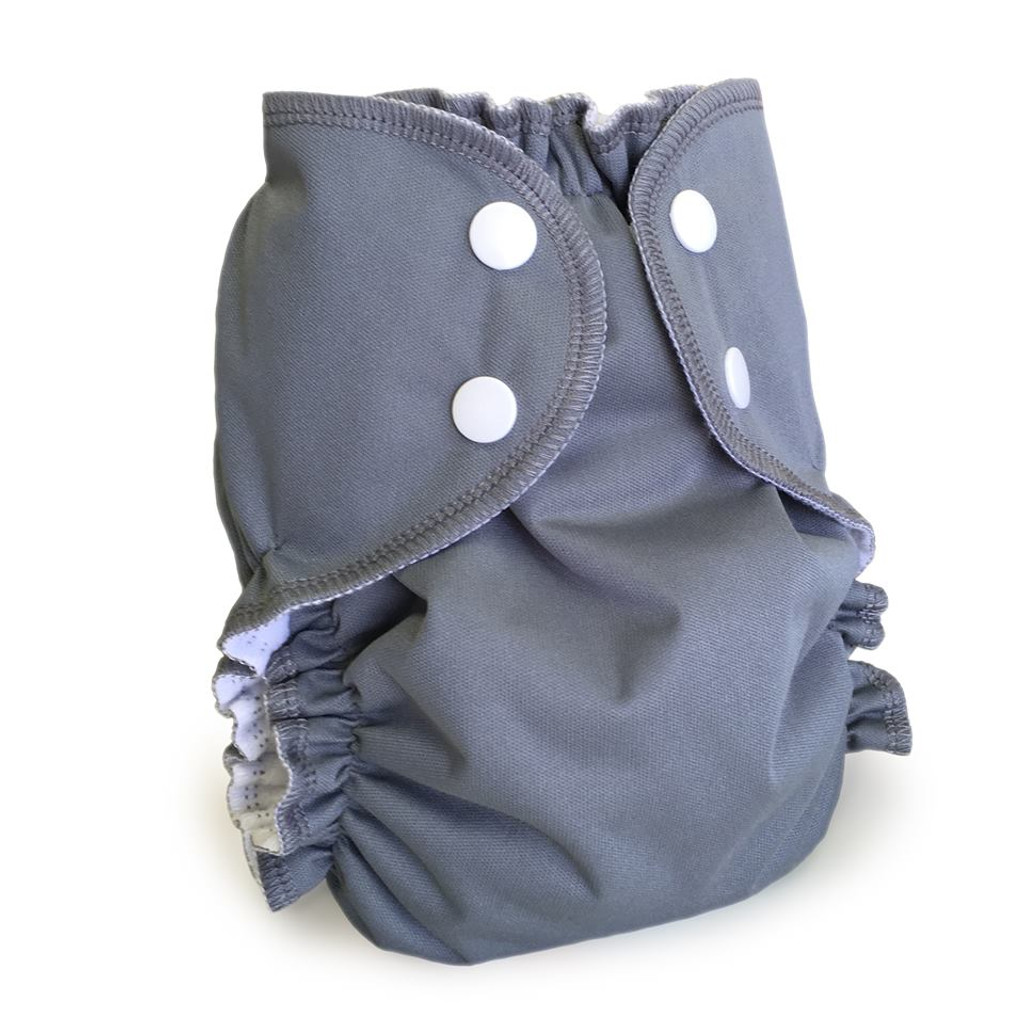 AMP Stay Dry Snap AIO - Pebble