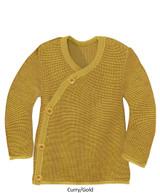 Disana Melange Jacket Curry/Gold