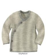 Disana Melange Jacket Grey/Natural