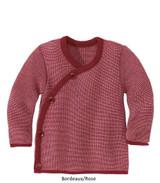 Disana Melange Jacket Bordeaux/Rose
