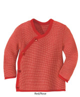 Disana Melange Jacket Red Rose