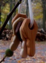 Wooden Keys Teether Toy
