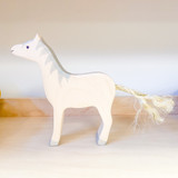 Holztiger White Horse