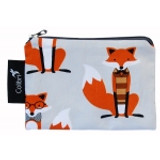 Colibri Reusable Snack Bag - Foxes