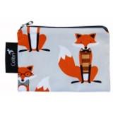Colibri Reusable Snack Bag - Foxes