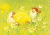 Little Chicken - Postcard