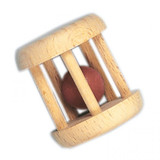 Glueckskaefer Cage Rattle with Ball