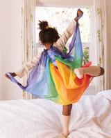Sarah's Silks Rainbow Wings