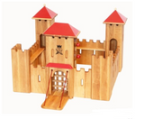 Drewart Big Castle with Red Roof