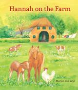 Hannah On The Farm - Boardbook