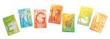 Waldorf Alphabet Cards