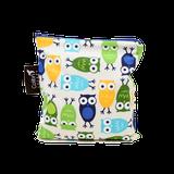 Colibri Sandwich Bag - Owls