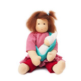 Nanchen Dressable Doll with Baby