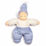 Nanchen Terry Cuddle Doll