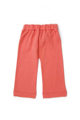 Kate Quinn Coral Straight Leg Pants - Front