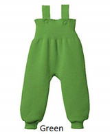 Disana Knitted Trousers Green