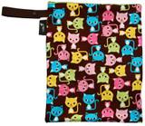 Colibri Medium Wet Bag - Cats