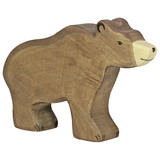 Holztiger Brown Bear