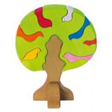 Glueckskaefer Birds in a Tree Puzzle