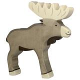 Holztiger Moose