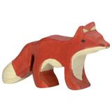 Fox Cub by Holztiger