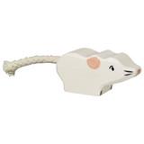 Holztiger White Mouse