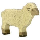 Holztiger White Sheep Standing