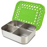 LunchBots Quad - Green Dots