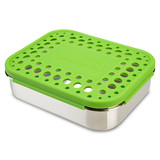 LunchBots Quad - Green Dots