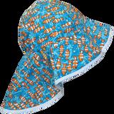Bummis Sun Cap (Wide Brim) - Clownfish