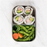 U Konserve - Green Container with Divider
