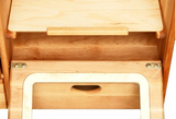 Wooden Kitchen Sink Combo