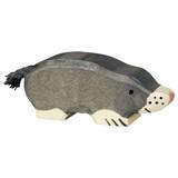 Holztiger Mole