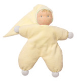 Peppa Organic Sarah Doll -Yellow