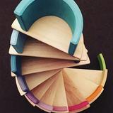 Grimm's Large Semicircles - Natural