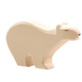 Ostheimer Wooden Polar Bear