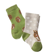 Living Crafts Organic Cotton Socks