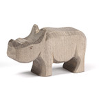 Ostheimer Wooden Rhinoceros Small