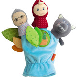 HABA Glove Puppet Fairy Tale Little Red Riding Hood
