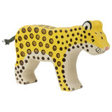 Holztiger Leopard