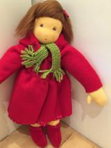 Nanchen Dressable Little Red Riding Hood Doll