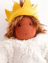 Nanchen Dressable Doll Feli with Crown