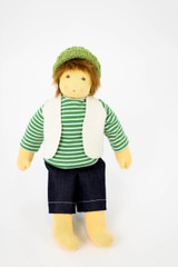 Nanchen Dressable Doll Paul