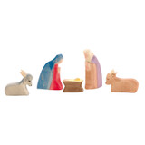 Ostheimer Holy Family - 5 pieces