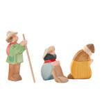Ostheimer Shepherds - 3 pieces